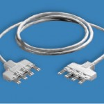 HIGHBAND 2/4 pair to 4 pair Patchcords